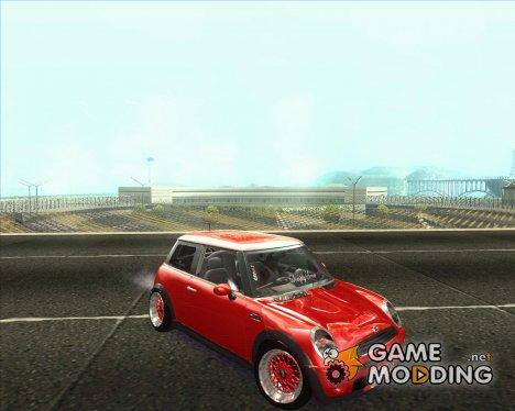 Mini Cooper S Euro for GTA San Andreas
