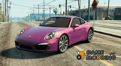 Porsche 911 Carrera S for GTA 5