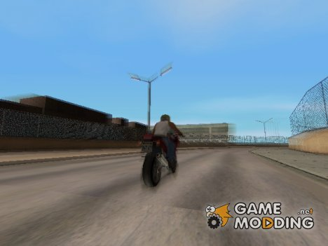 Nitro On Bikes for GTA San Andreas
