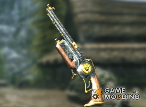 Dwemer Rifle / Двемерская винтовка для TES V Skyrim