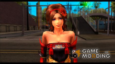 Kai (Samurai Warriors 3) для GTA San Andreas