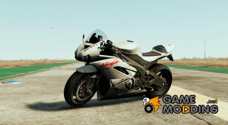 Kawasaki Ninja ZX-6R for GTA 5