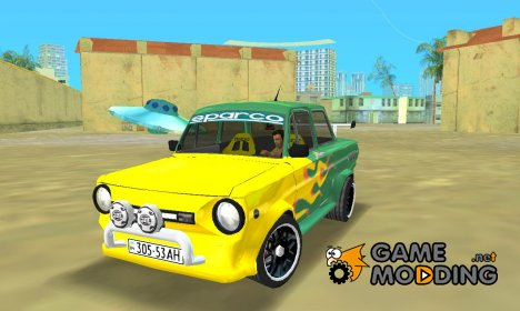 ЗАЗ 968М Пуля для GTA Vice City
