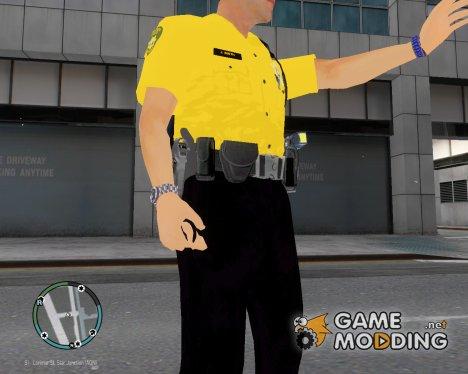 Униформа LVMPD для GTA 4