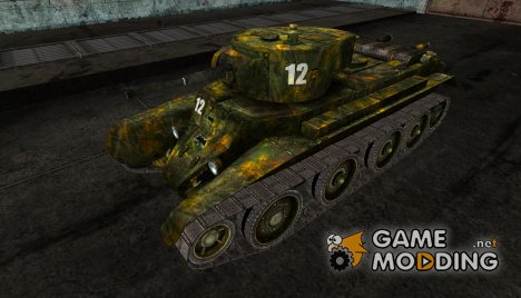 Шкурка для БТ-7 для World of Tanks