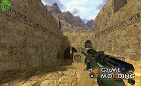 AWP RE-Animated для Counter-Strike 1.6