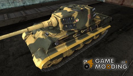 Шкурка для PzKpfw VIB Tiger II для World of Tanks