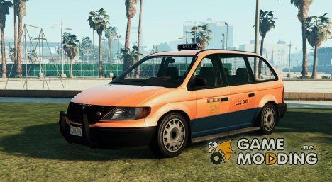 Cabby from GTA 4 для GTA 5