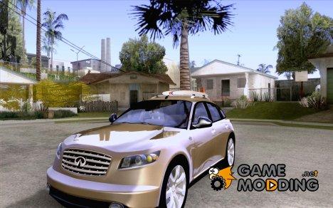 Infiniti FX45 2007 for GTA San Andreas