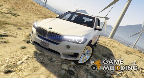2014 BMW X5 for GTA 5