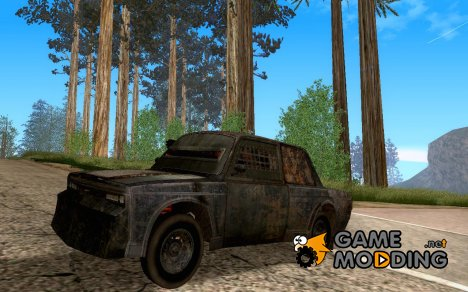 "ВАЗ 2105 ""Гладиатор"" for GTA San Andreas"