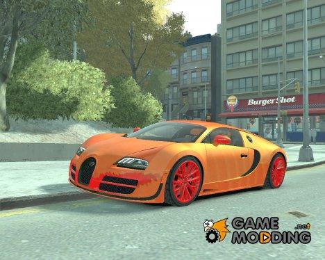 Bugatti Veyron 16.4 SS [EPM] Halloween Special for GTA 4