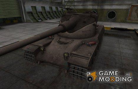 Перекрашенный французкий скин для AMX 50B для World of Tanks