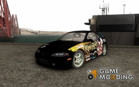 Mitsubishi Eclipse GSX from NFS Prostreet for GTA San Andreas