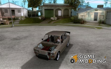 Ваз 2106 drift style for GTA San Andreas
