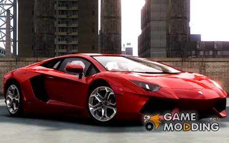 Lamborghini Aventador LP700-4 2012 Wheel Modified для GTA 4