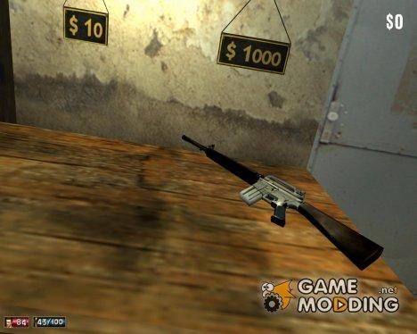 M-16 for Mafia: The City of Lost Heaven