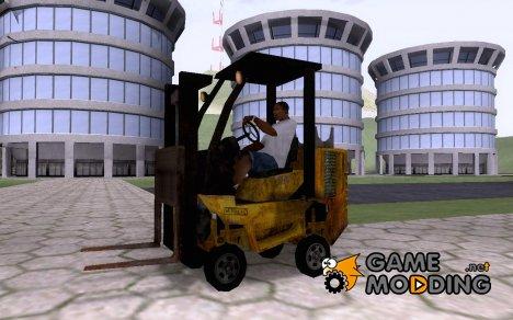 Погрузчик из игры SiN Episode 1 for GTA San Andreas