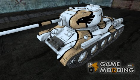 T-34-85 5 for World of Tanks