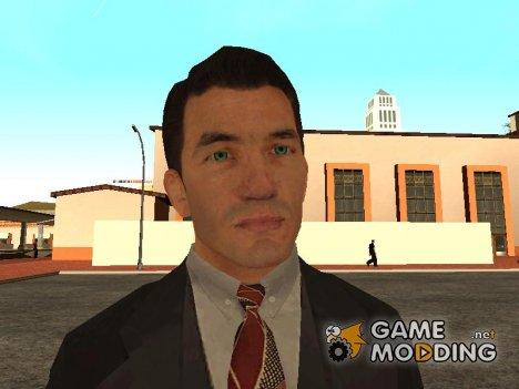 Henry Tomasino from Mafia II for GTA San Andreas