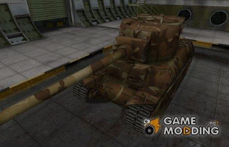 Американский танк M6A2E1 для World of Tanks