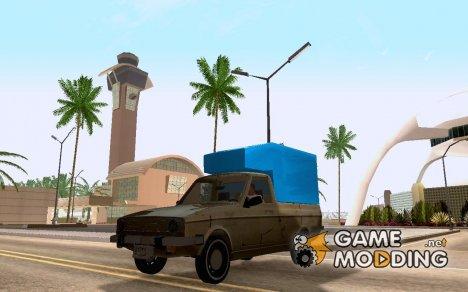 Paykan PickUp Old V2 для GTA San Andreas