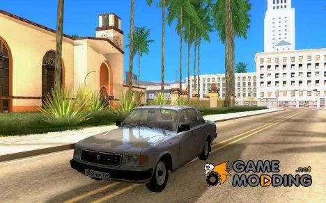ГАЗ 31029 (С возможностью цеплять прицеп) for GTA San Andreas