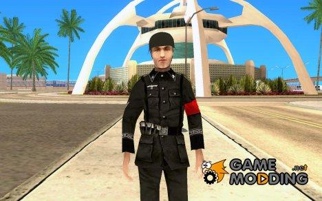 Солдат-фашист for GTA San Andreas
