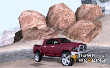 Dodge Ram 2500 HD for GTA San Andreas