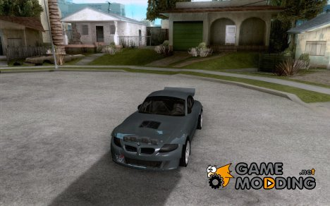 BMW Z4 Rally Cross для GTA San Andreas