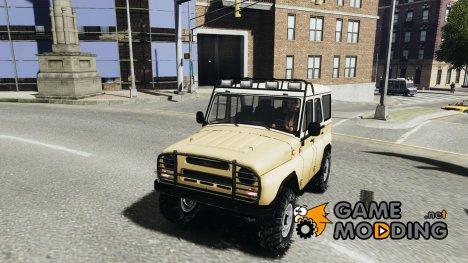 Уаз - 31514 Version:2.04 для GTA 4