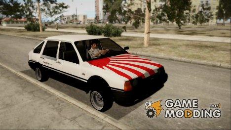"ИЖ 2126 ODA ""Боевая Классика"" для GTA San Andreas"
