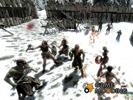 Организованные Бандитские Группировки для TES V Skyrim