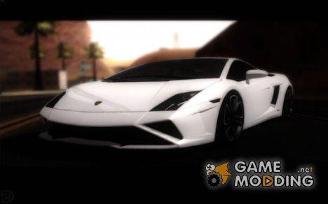2013 Lamborghini Gallardo LP560-4 for GTA San Andreas