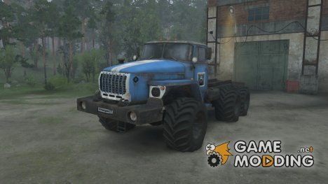 Урал 4320-10 Vitargan177 for Spintires 2014