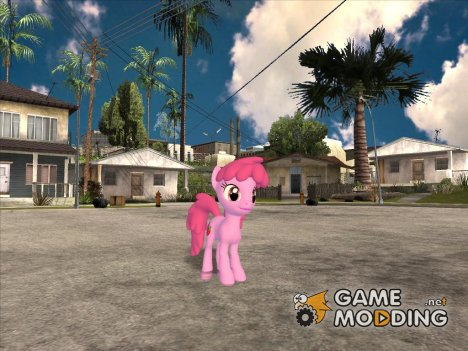 Berrypunch (My Little Pony) для GTA San Andreas