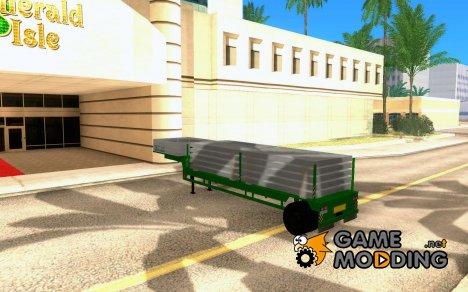 Прицеп ТСМ - 993910 для GTA San Andreas