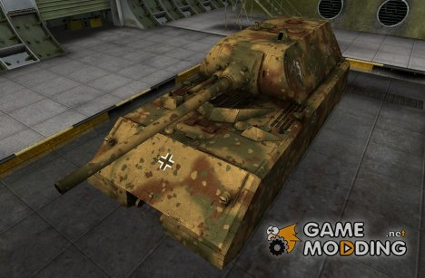 Шкурка для Maus для World of Tanks