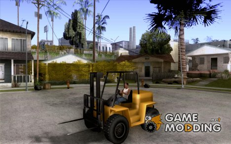 Погрузчик для GTA San Andreas
