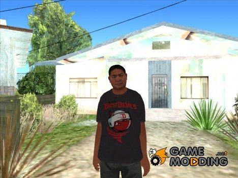 GTA 5 Ped v10 for GTA San Andreas