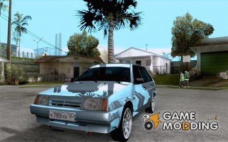 ВАЗ 21093 Tuning for GTA San Andreas