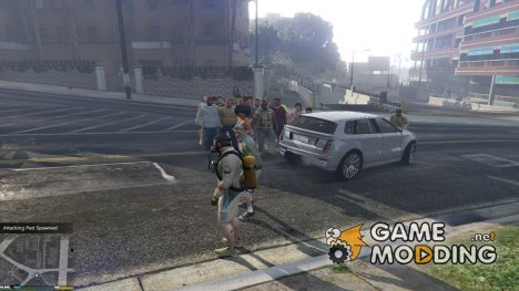 GTA V pack Mods для GTA 5