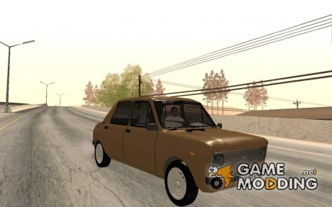 Zastava 101 for GTA San Andreas