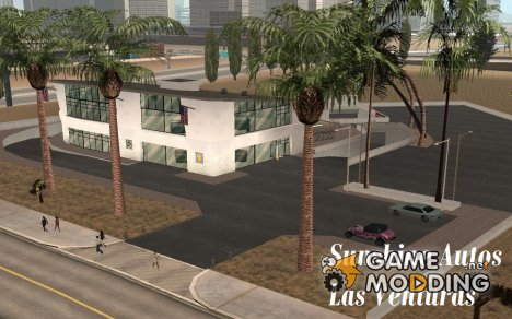 Sunshine Autos in Las Venturas для GTA San Andreas
