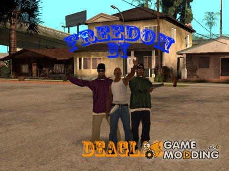 Свобода. Эпизод 1 for GTA San Andreas