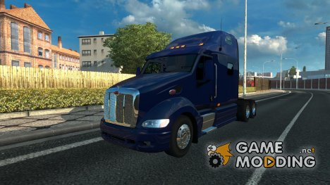 Peterbilt 387 v1.22 for Euro Truck Simulator 2