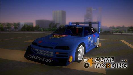 Suzuki Cultus Pikes Peak для GTA Vice City