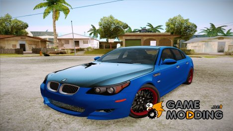 BMW E60 M5 for GTA San Andreas