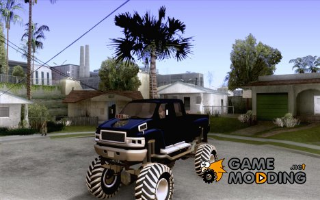 GMC Monster Truck для GTA San Andreas