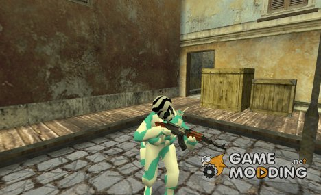 Cartoon SAS for Counter-Strike 1.6